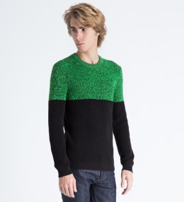 Surface to Air Green/Black Fluo Jumper Picture
