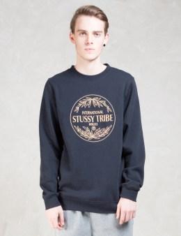 Stussy Marathon Crewneck Sweatshirt Picture