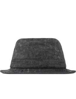 PUBLISH Black Bastian Bucket Hat Picture