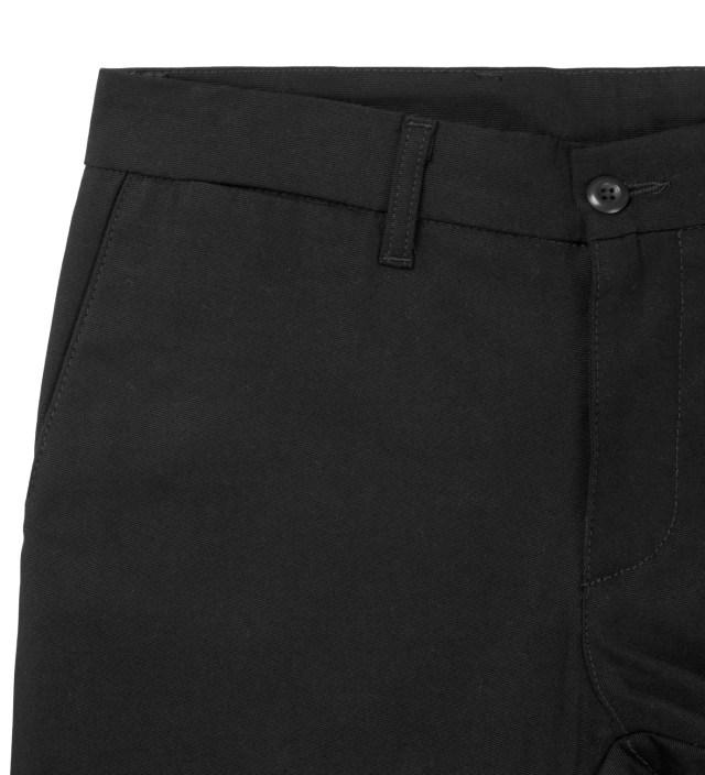 Carhartt Work In Progress Black Sid Pants