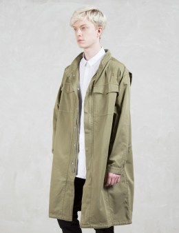STAMPD Elongated Military Parka Picture