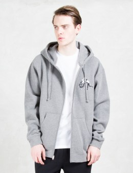 The Hundreds Riot Zip Up Picture
