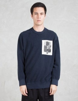 Brain Dead Reverse French Terry Sweatshirt Picture