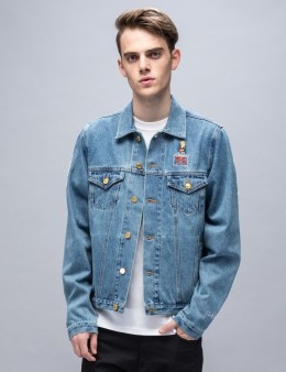 JOYRICH The Simpsons Denim Jacket Picture