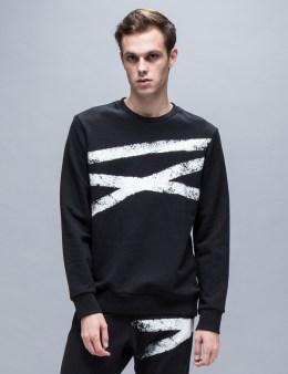NONAGON Cracked IX Sweatshirt Picture