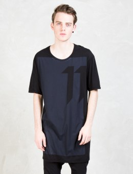 11 By Boris Bidjan Saberi Long Basic S/S T-Shirt Picture