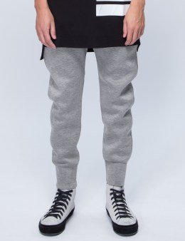 HELMUT LANG Curved Leg Track Pants Picture