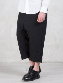 Munsoo Kwon Asymmetric Fly Wide Pants Picture