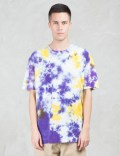 Huf Crystal Wash Script S/S T-Shirt Picture