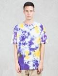 HUF Crystal Wash Script S/S T-Shirt Picutre