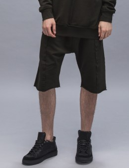Damir Doma Parini Heavy Jersey Shorts Picture
