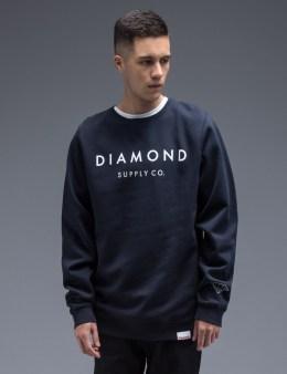 Diamond Supply Co. Yacht Type Crewneck Sweatshirt Picture