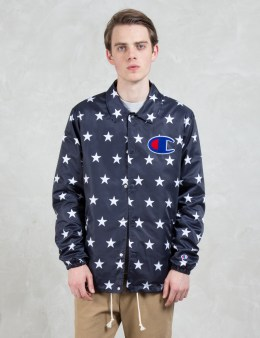 Champion Reverse Weave Overall Stars Coach Jacket Picture