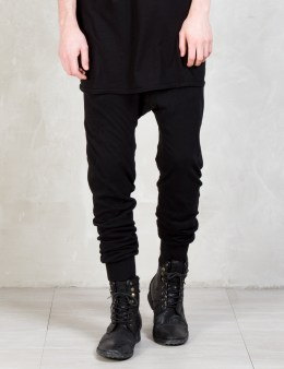 11 By Boris Bidjan Saberi Soft Cotton Harem Pants Picture