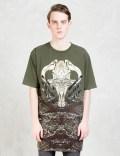 MARCELO BURLON Vertientes T-shirt Picture