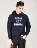 FUCT SSDD Navy Motor City Burning Pullover Picture