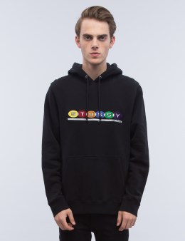 Stussy Billiards Applique Hoodie Picture