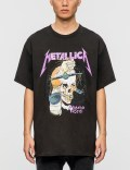 Tour Merch Metallica Harvester Pushead T-shirt Picture