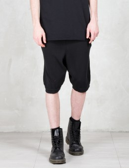 11 By Boris Bidjan Saberi Perforared Knit Shorts Picture