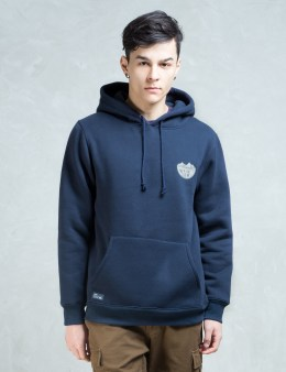 Crew by Subcrew Mountain Graphic Pull Over Hoodie Picture