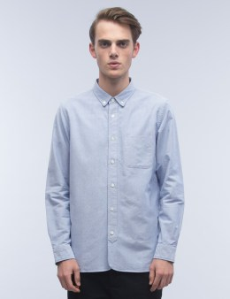 Head Porter Plus Oxford L/S Shirt Picture
