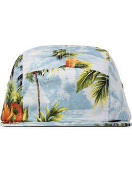 The Quiet Life All Over Hawaiian 5-Panel Cap Picture