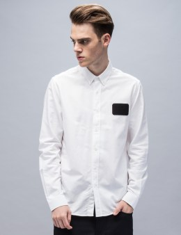 ami Patch Oxford Shirt Picture