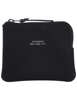 SATURDAYS NYC Cash Half Zip Wallet Picture