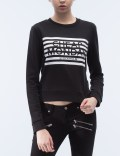Cheap Monday Stripe Logo Win Sweater Picture