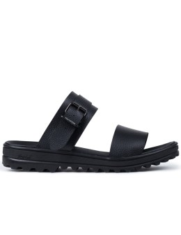 VALLIS BY FACTOTUM Two Way Sandals With Vibram Sole Picture