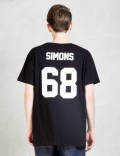 LES (ART)ISTS Football Simons68 T-Shirt Picture