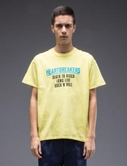 """BEDWIN & THE HEARTBREAKERS """"Quartet"""" S/S T-Shirt Picture"""
