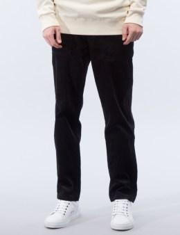 MAISON KITSUNE Corduroy Worker Pants Picture