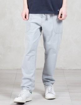Bleu De Paname Relaxed Jeans W/ Belt Picture