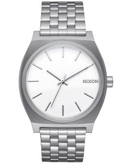 Nixon Time Teller with White Dial Picture