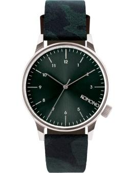 KOMONO Winston Print Camo Watch Picture