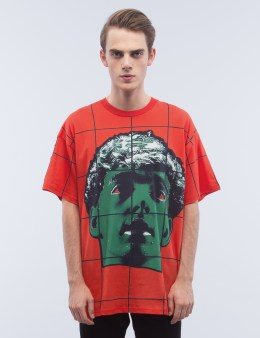 MOSCHINO Sculpture Head S/S T-Shirt Picture