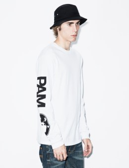 P.A.M. White Handmaiden L/S T-Shirt Picture