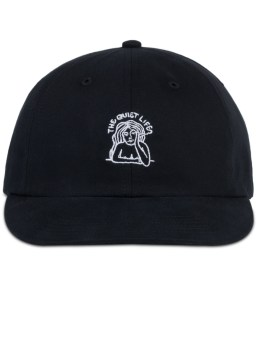 The Quiet Life Smoking Girl Polo Cap Picture