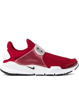 "NIKE Nike Sock Dart ""Red"" Picture"