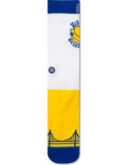Stance Golden State Warriors Socks Picture
