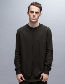 Damir Doma Walken Heavy Jersey Sweatshirt Picture