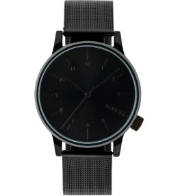 KOMONO Black Winston Royale Watch Picture