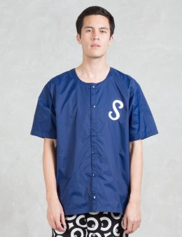 Stussy Nylon Baseball Top Picture