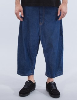 KIDILL Cropped Easy Jeans Picture