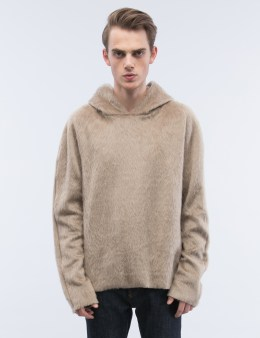 MSGM Mohair Hoodie Picture