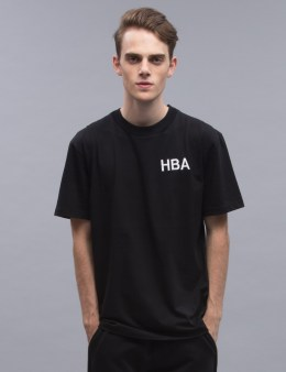 Hood By Air. Crew S/S T-Shirt Picture