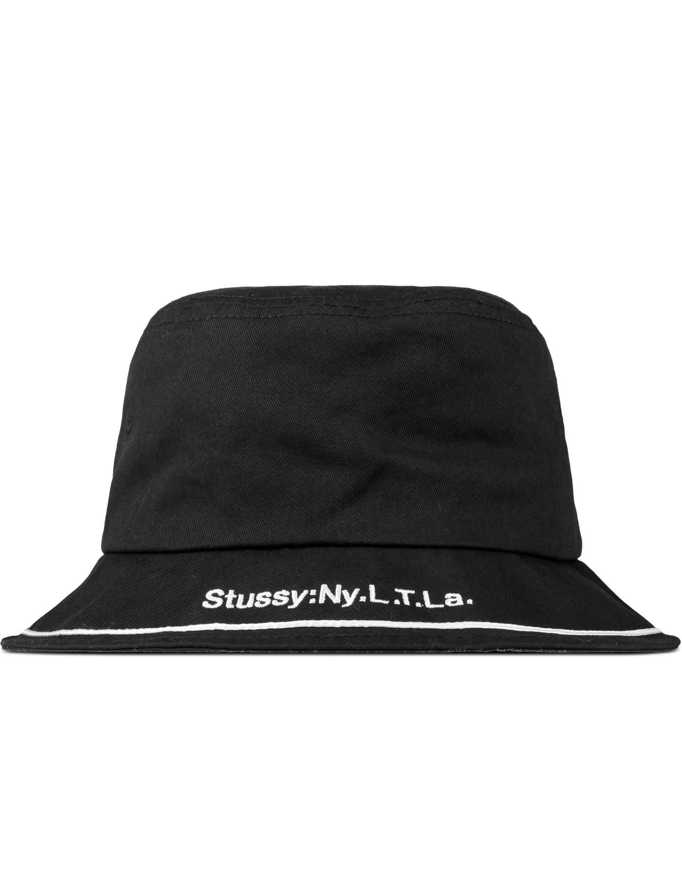 Stussy Nytla Bucket Hat | HBX.