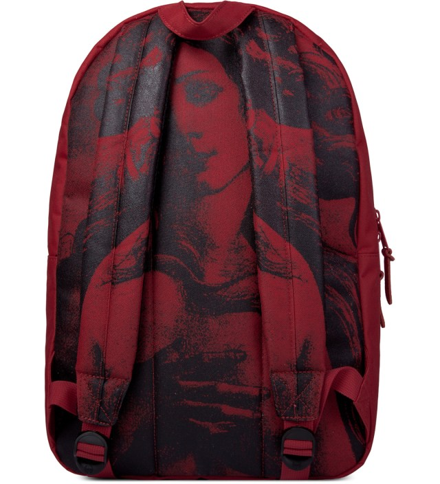 Stussy Red World Tour Backpack