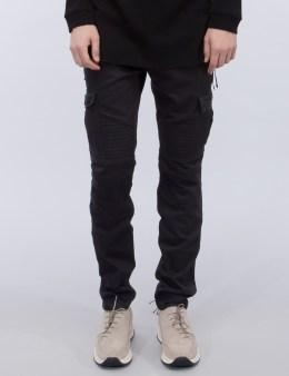 STAMPD Cargo Zip Moto Denim Jeans Picture